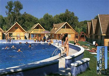 Ahorro de agua para campings bungalows y reas for Camping en leon con bungalows y piscina