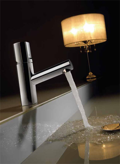 Griferia Para Baño Bm: en un exquisito diseño de formas cilíndricas para Baño y Cocina